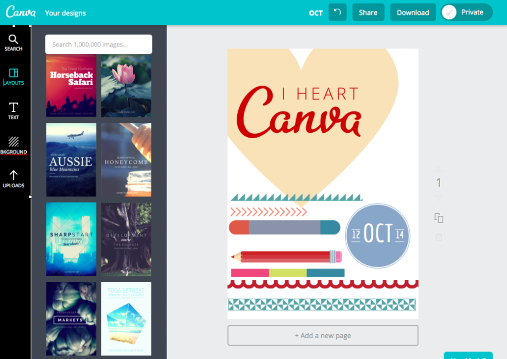 All About Canva